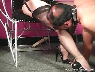 Canadian - Nylon Mistress & Forger