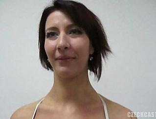 Casting Czech blonde tits squirt Finally shes got her break