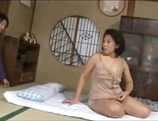 Japanese mature woman learns why they were stopped
