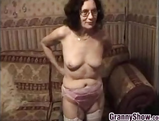 Brooke Strips And Shoes While Masturbating