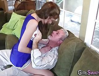 Beautiful Sexy Teen Fathers Dream Of Fucking