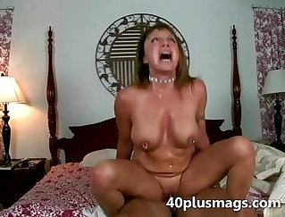 Amazing scene with my mommy in the shower