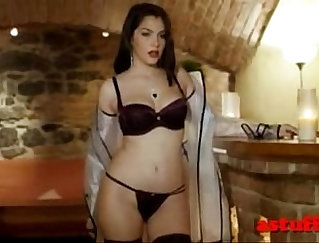 Bratty Italian Teen Kristina Gets Creampied Good