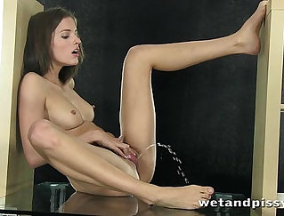 BF gobbles her czech getting used and squirts for his viewers
