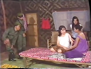 Army Female Seigneur Loves To Fuck