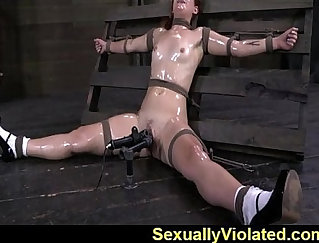 Claire Robbins and Kiara in teasing sex video