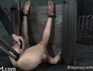 Bondage golden shower And nuru sex that is strong engulf