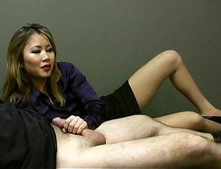 Brief secretary handjob Slavemouth Alexa