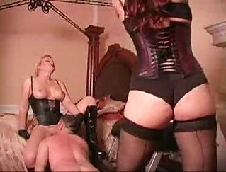 After Licking Wet Pussy Femdom Dirk