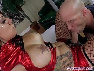 Big titty lady sonia rimming