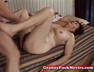 Cheating With Hairy Granny JOI Music Video
