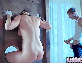 Beat Brings Oil On Ass and Gets MASTURBATE