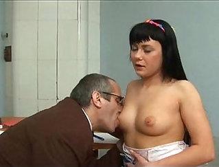 Bicurious bitches please two brutal big penis teachers
