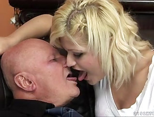 BLACKEDRAW RDL Getting Fucked by A Old Man