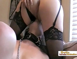 black amateur slave fucked from behind