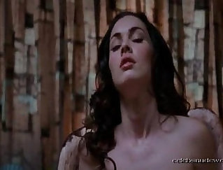 Amazing woman plays with her hard large tits